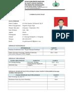 Curriculum Vitae Dr Gede Suputra, m.biomed. Sp.n