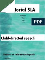 Tutorial SLA