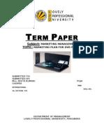 b36 puja term paper.docx