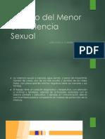 Manejo Del Menor en Violencia Sexual