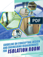 Cm4BB2017-01 Guideline on Conceptual Design and Engineering Requirements for Isolation Room (1)(1)