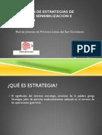 Estrategias Para Campañas 18 de Enero 2014