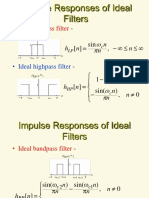 13 FIR Filter Design 1