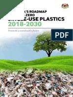 Road map to Zero Plastic Use