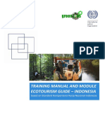 Training Module_Competency Standard for Ecotourguides_ENG -July2013