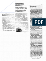 Manila Standard, Feb. 20, 2019, Hugpong head endorses Manotoc, 13 senatorial bets in Laoag sortie.pdf
