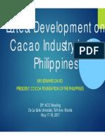Annex 6 - Country Presentation (Philippines)
