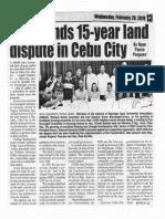 Peoples Journal Feb. 20, 2019, SGMA ends 15-year land dispute in Cebu City.pdf