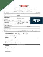 Revised Leave Form 3