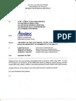 BIR Revenue Memorandum Order