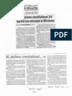 Manila Bulletin, Feb. 20, 2019, SC declares constitutional 3rd martial law extension in Mindanao.pdf