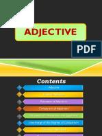 Adjective (1)