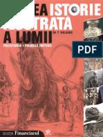 Marea Istorie Ilustrata a Lumii - Vol. 1 - Preistoria - Primele Imperii_text