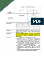 SPO Kontrak Manajemen RS CItra HUsada