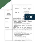 SPO Re-kredensial Staf Medis RS Citra Husada.docx