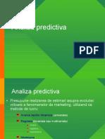 ANALIZA PREDICTIVA_ASE