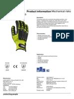 high impact glove