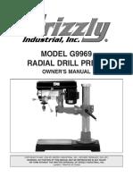 manual user g9969