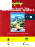 Manual Tecnico Para Jefes de Incendios Forestales