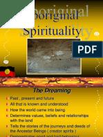 aboriginal spirituality ppt
