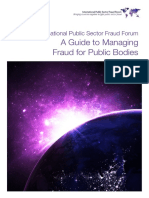 Guide to Managing Fraud for Public Bodies