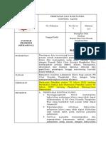 SPO Kontrak Klinis RS CItra HUsada