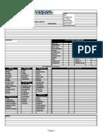 DC character sheet