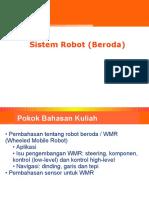 Teknik robotik sistem robot