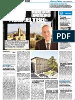 I Tesori dell'Ateneo di Urbino - Il Resto del Carlino del 15 febbraio 2019