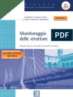 Monitoraggio delle strutture (estratto)