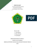 Methodology Used in Assessing Feminist l