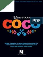 373121137 Coco Piano Vocal Guitar Songbook