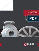 EFAFLU Transformer pumps and fans