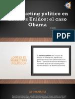 El Marketing Político en Estados Unidos