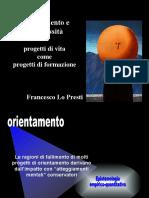 FLP_Orientamento e complessità