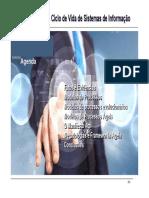 Abordagens de Ciclo de Vida_Processos de Desenvolvimento
