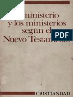El-Ministerio y los Ministerios Segun Nuevo Testamento.pdf.pdf