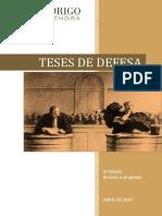 Teses de Defesa - Rodrigo Almendra