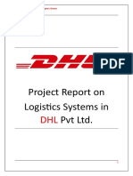 Dhl Final Project