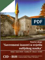 Tesavuf u iskrivljenom ogledalu selefizma u Bosni i Hercegovini