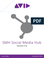Social Media Hub User Guide 3.0