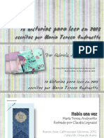13 Historias Para Leer Escritas Por Marc3ada Teresa Andruetto Gabriela Mariel Arias