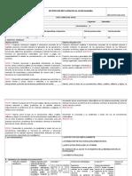 A. PCA - Planificación Curricular Anual (2018-2019) PRIMERO BGU