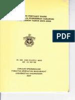 Surveilans Diare PKM Carangki 2007