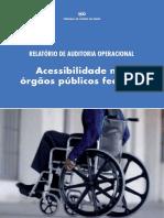 RELATÓRIO DE AUDITORIA OPERACIONAL