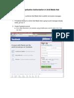 Facebook Profile Creation