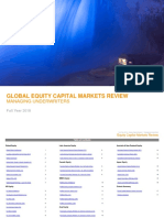 Global Equity Capital Markets Review Full Year 2018