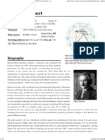 Astro-Databank Albert Einstein