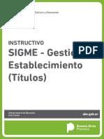 Sistema Provincial de Títulos