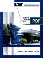 Curso Laboratorista Vial Volumen V
